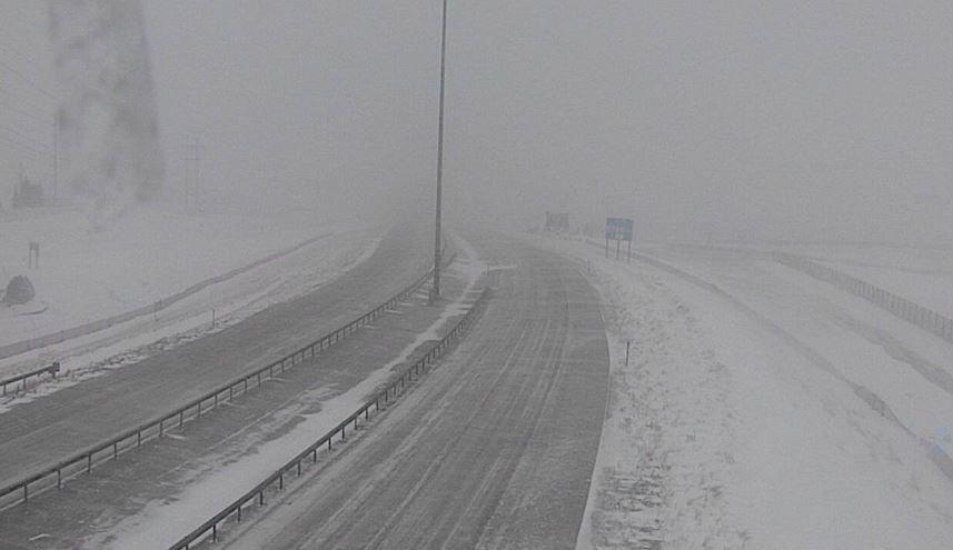 Casper highways closed