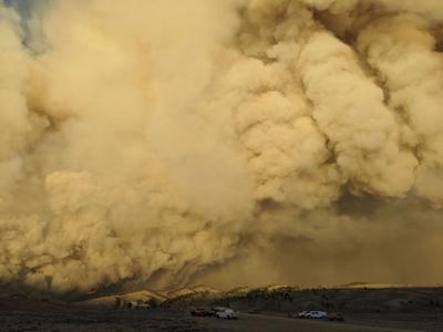 Rockies-Wildfires