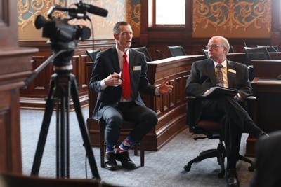 Legislature Press Briefing