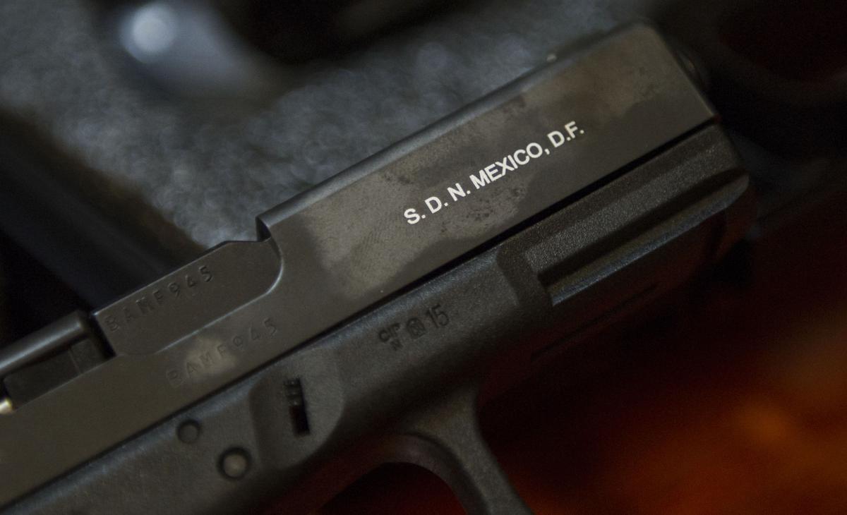 Mexico Lone Gun Store