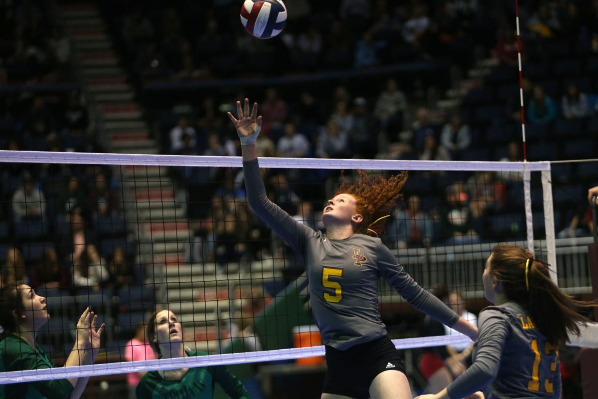 state volleyball lander