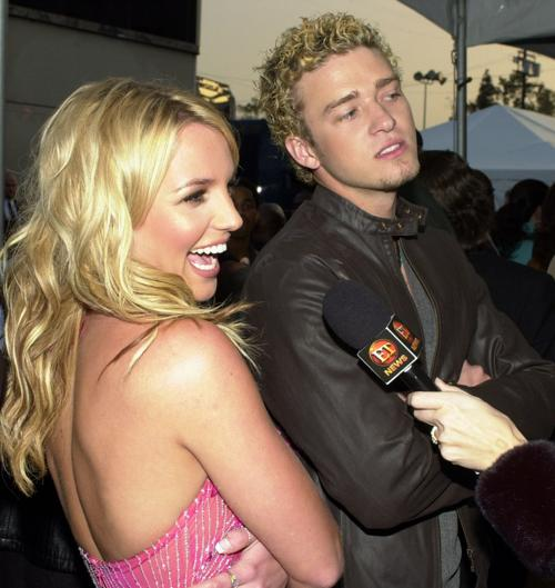 Spears And Timberlake 2002 Trib Com