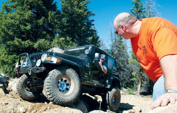 Lobbying for Jeep Jamboree pays off for Big Horn Mountains lodge owner