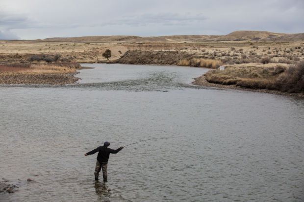 Fishing should be good across most of wyoming this spring for Casper wyoming fly fishing