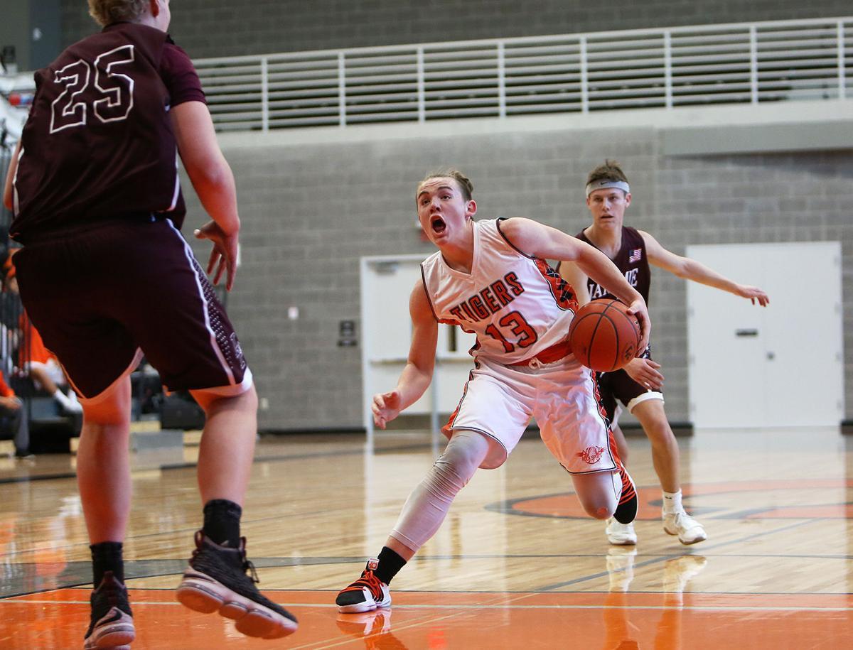 Rock Springs vs Laramie boys basketball
