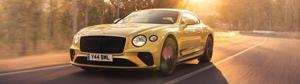 2022 Bentley Continental GT Speed First Drive: A Luxury Cruise Missile.