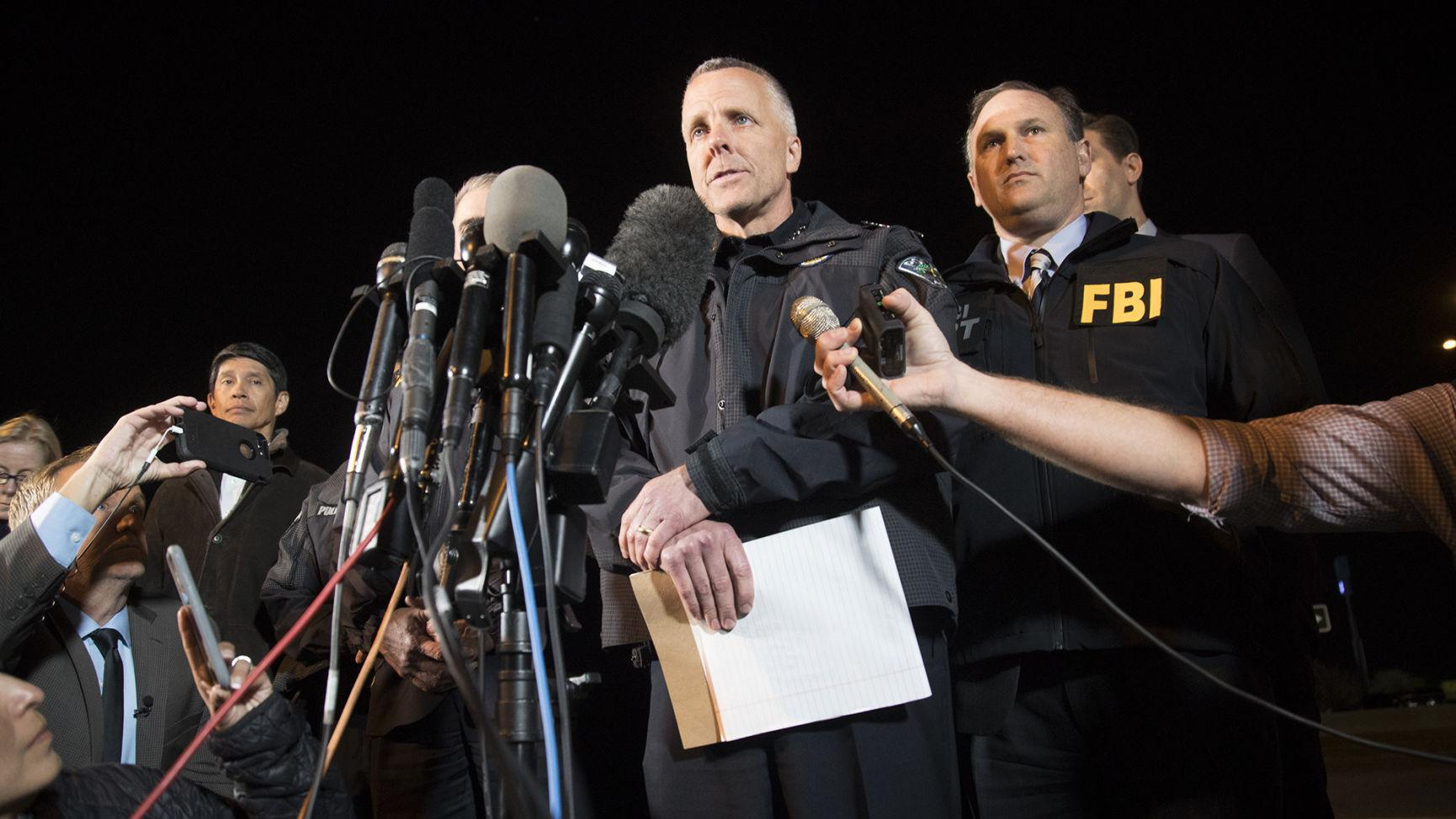 How a phone may have steered hunt for Austin bomber