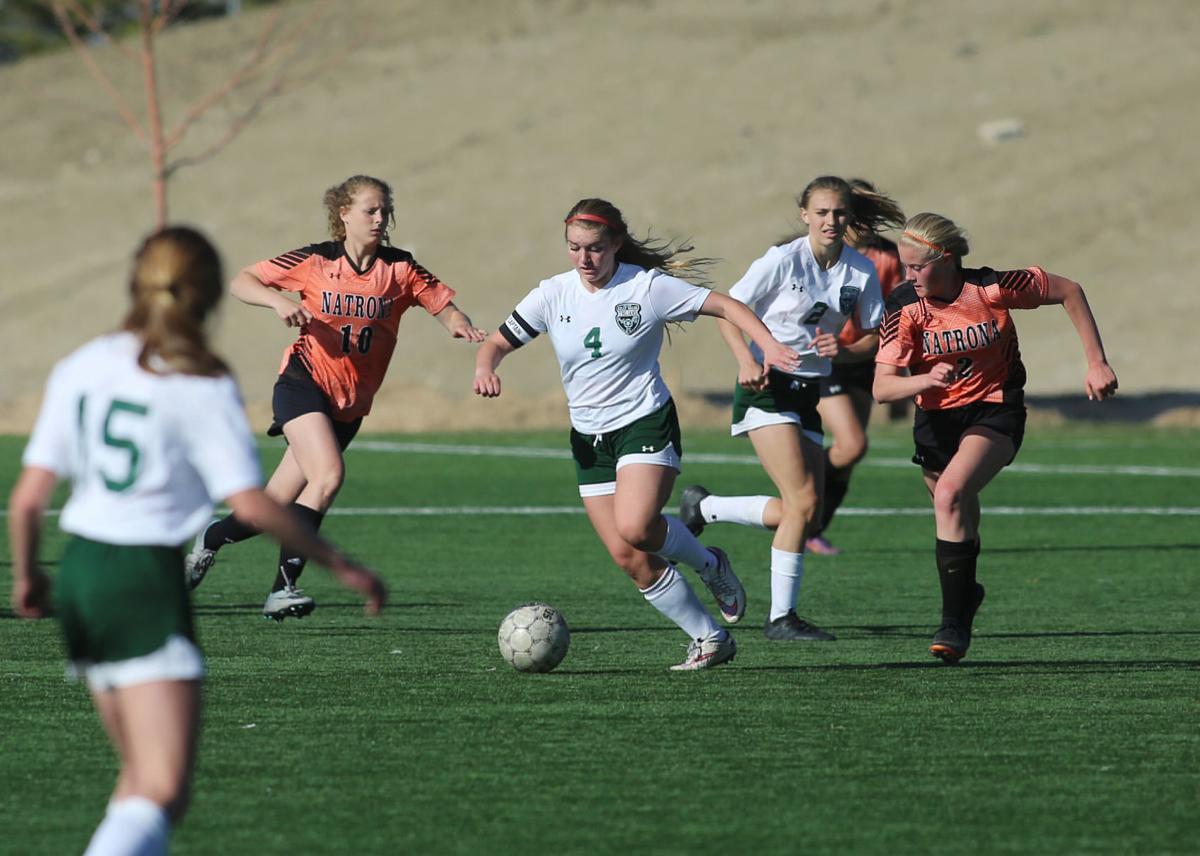 KW-NC Girls Soccer