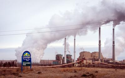 Colstrip power plant