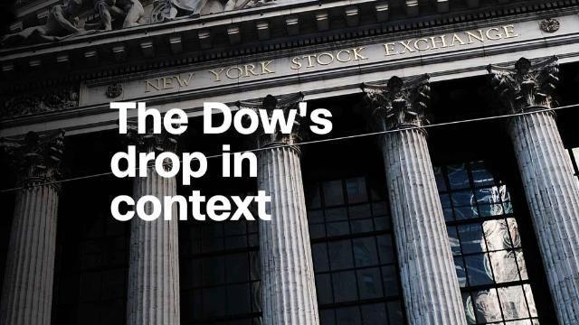 Time to panic? Hold on, stock experts say 'market correction' is overdue