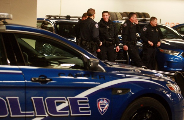 Car per officer program nears completion in casper