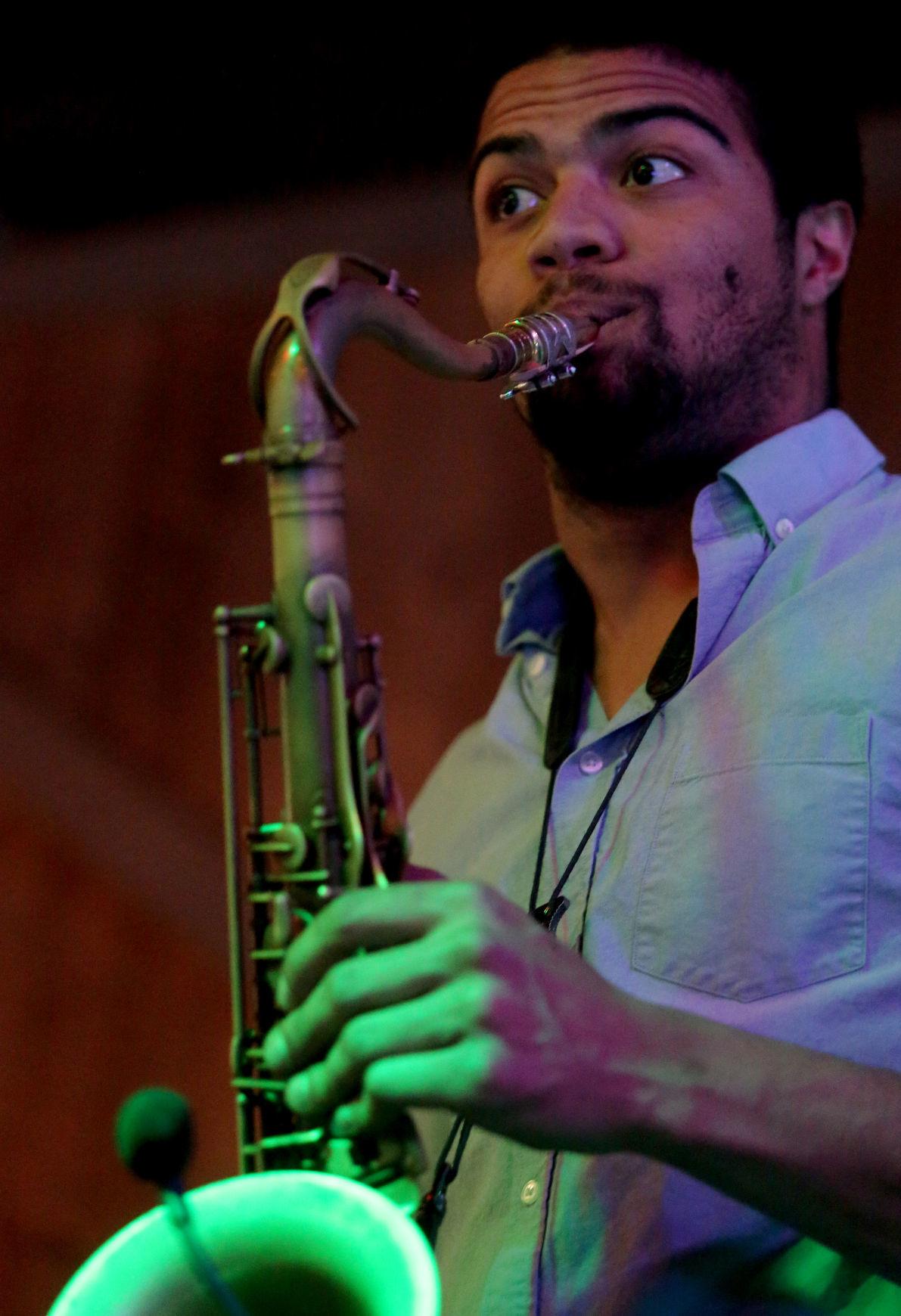 Jazz Verbs Mario Feraud (copy)