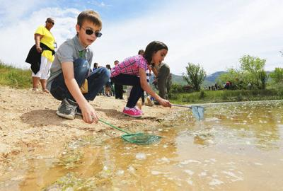 Utah students become water conscience by raising trout