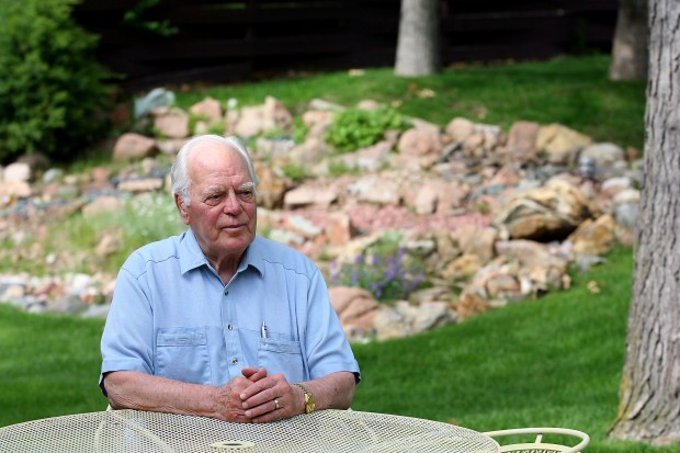 Rex Yocum, World War II Veteran