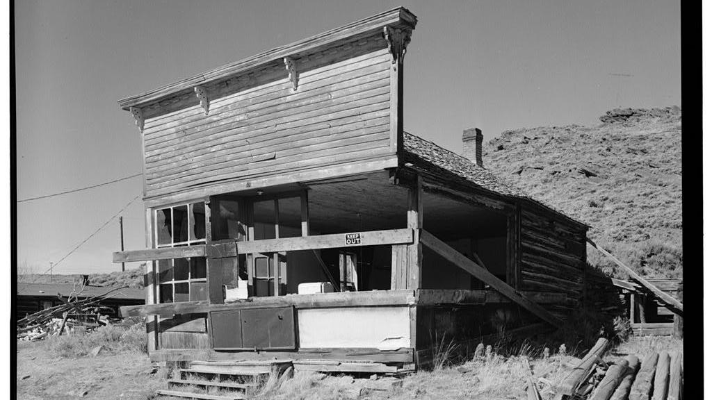 Photos: Wyoming's oldest architecture — from mines to homesteads