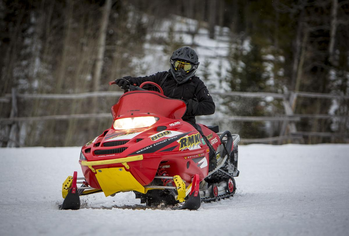 Casper snowmobile club gives back to community | News | trib com
