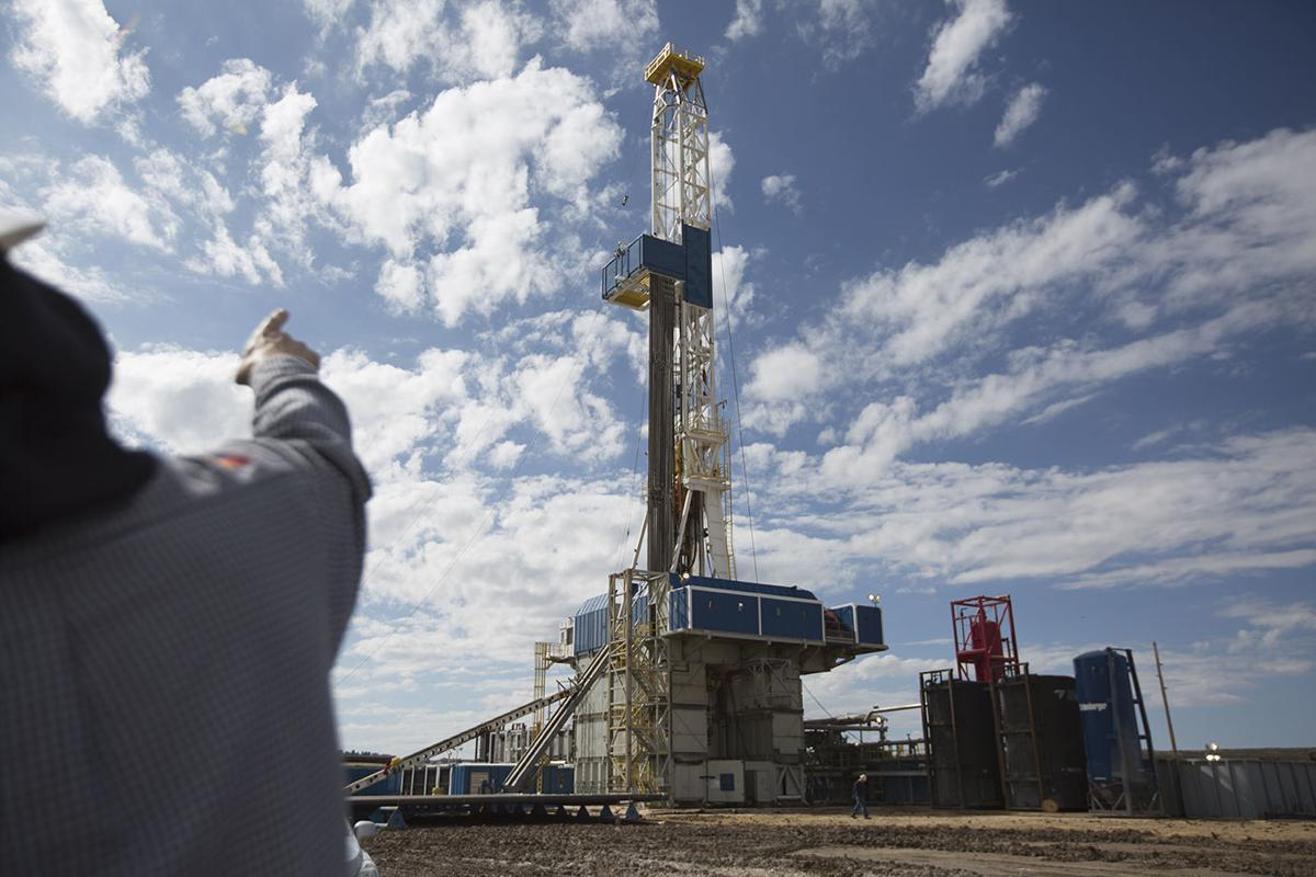 Government Shutdown Drilling