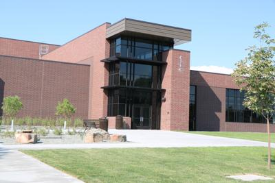 Eastern Wyoming College tech ed building