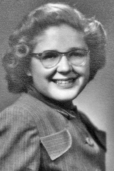 Grace Elaine Sallstrom