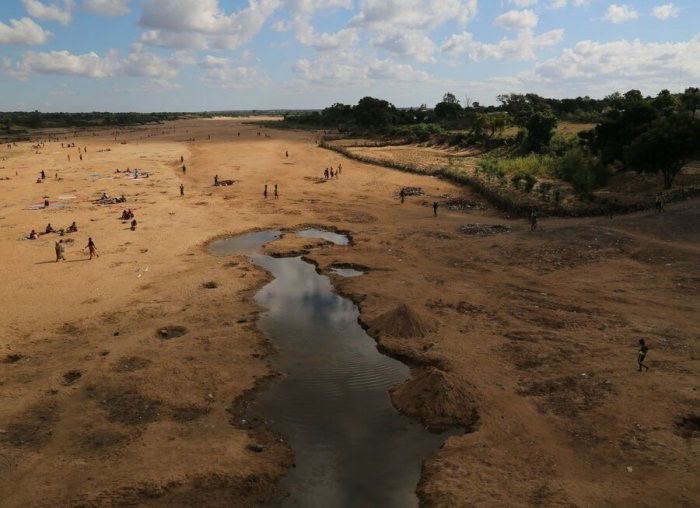 Drought in Madagascar