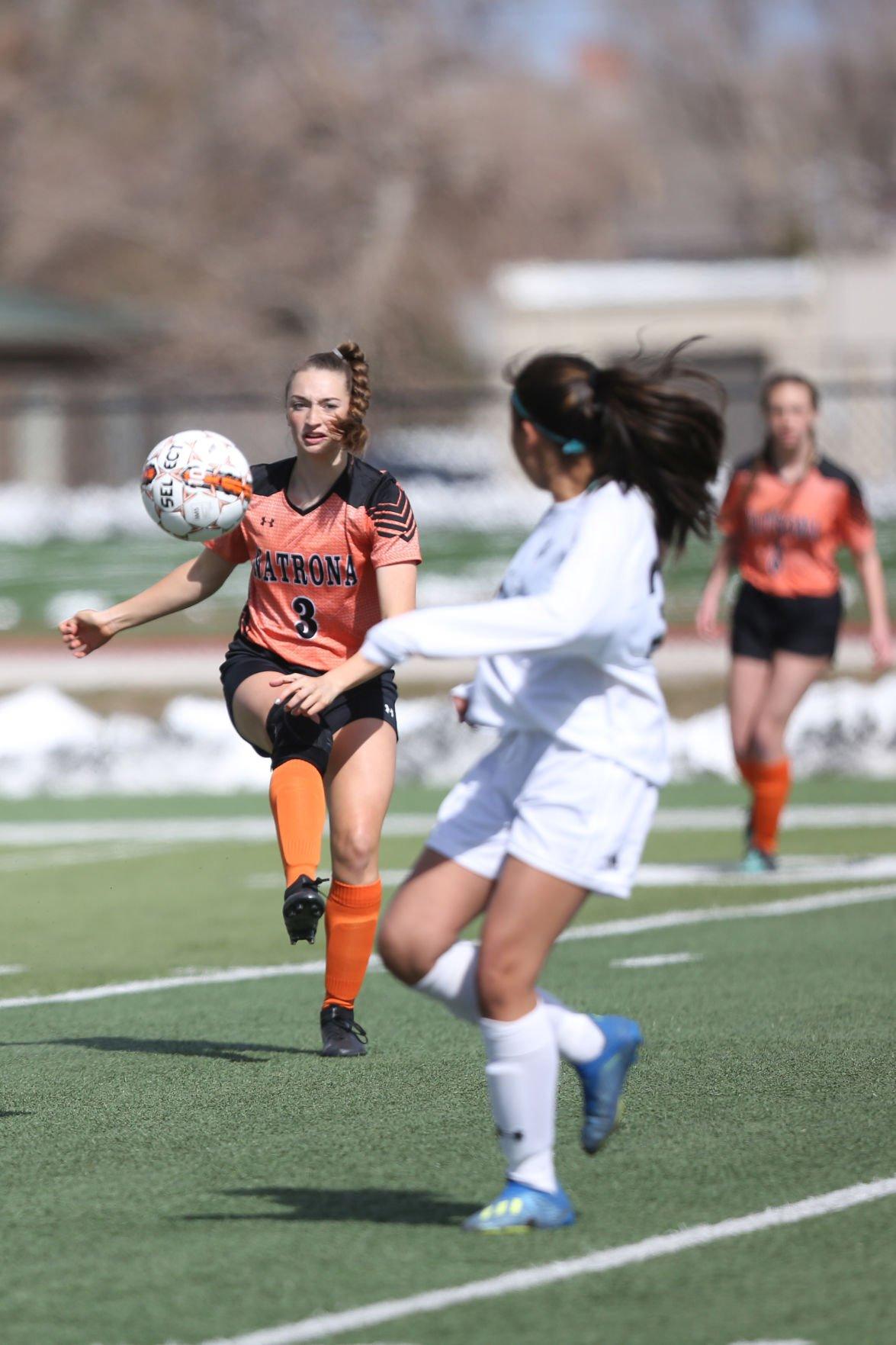NC v Jackson girls soccer