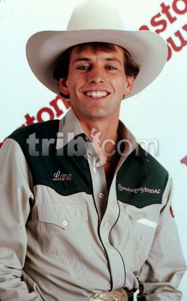 The Fans Champion Remembering Lane Frost Sports Trib Com