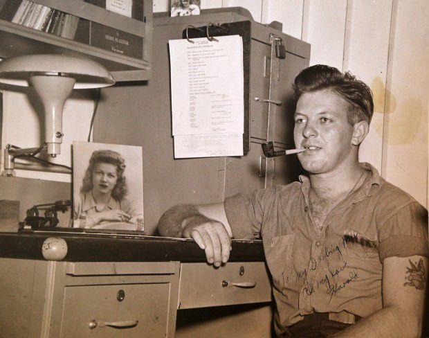 Harold Faler, World War II Veteran