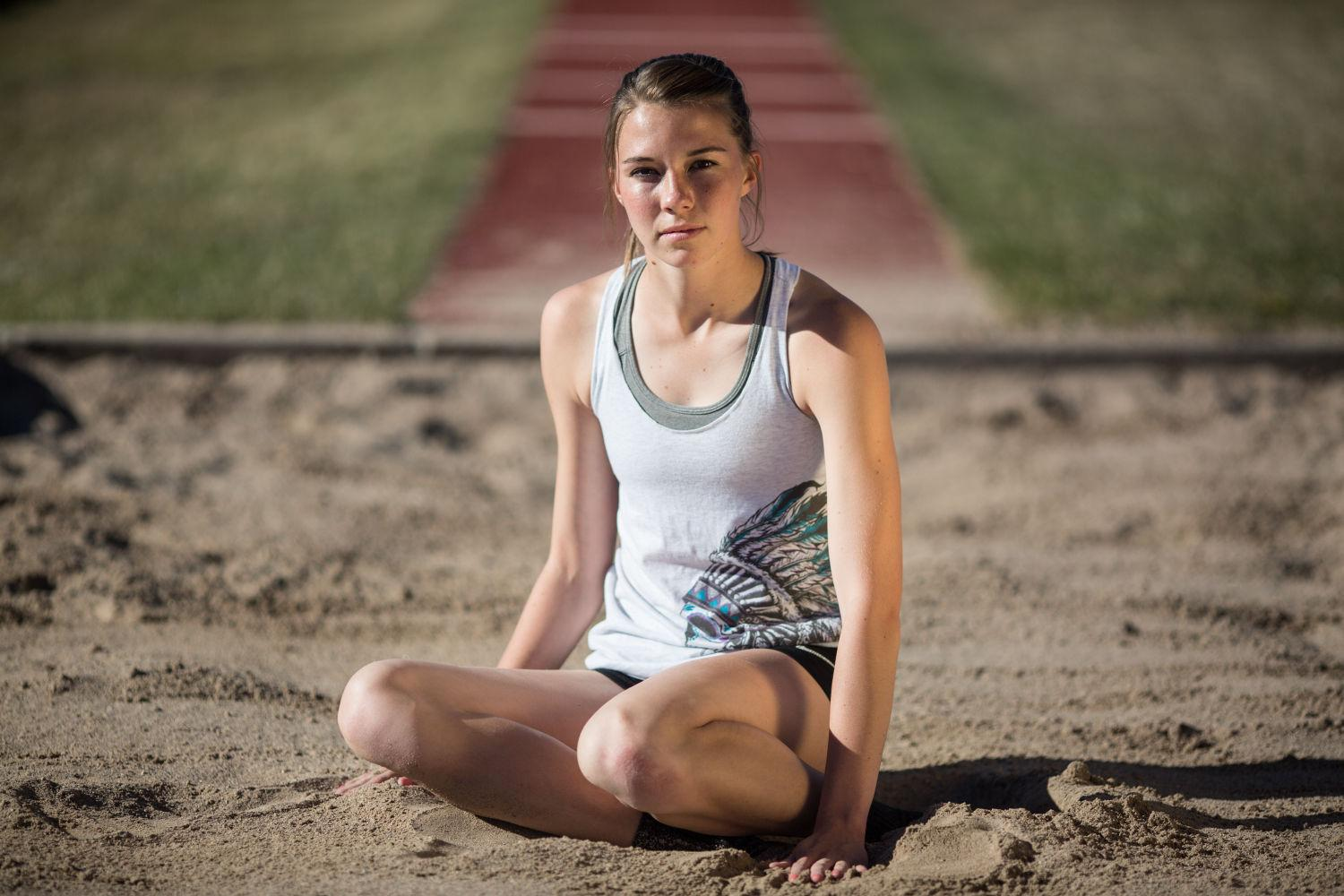 Star-Tribune Girls Track and Field Athlete of the Year