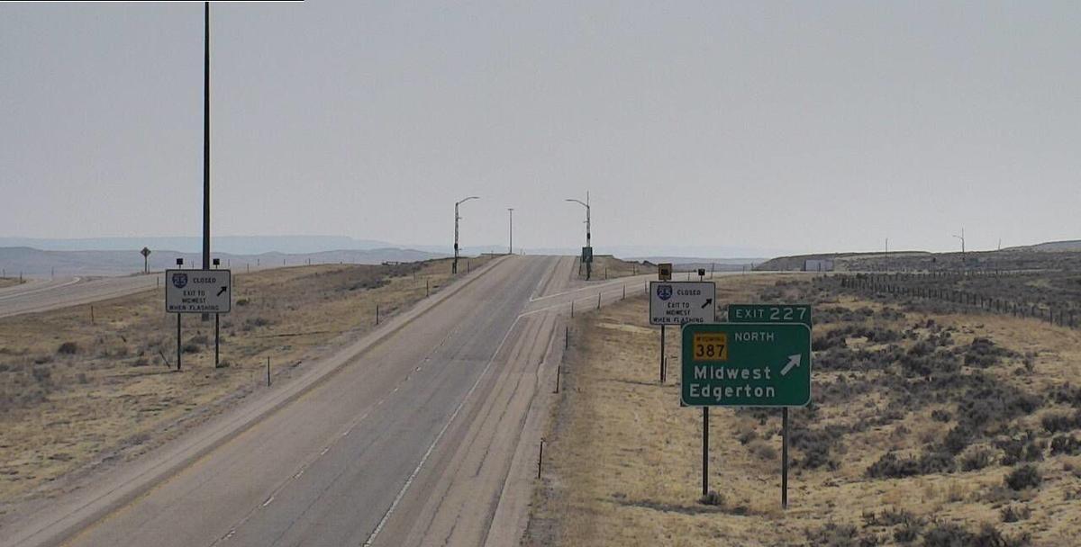 I-25 fire