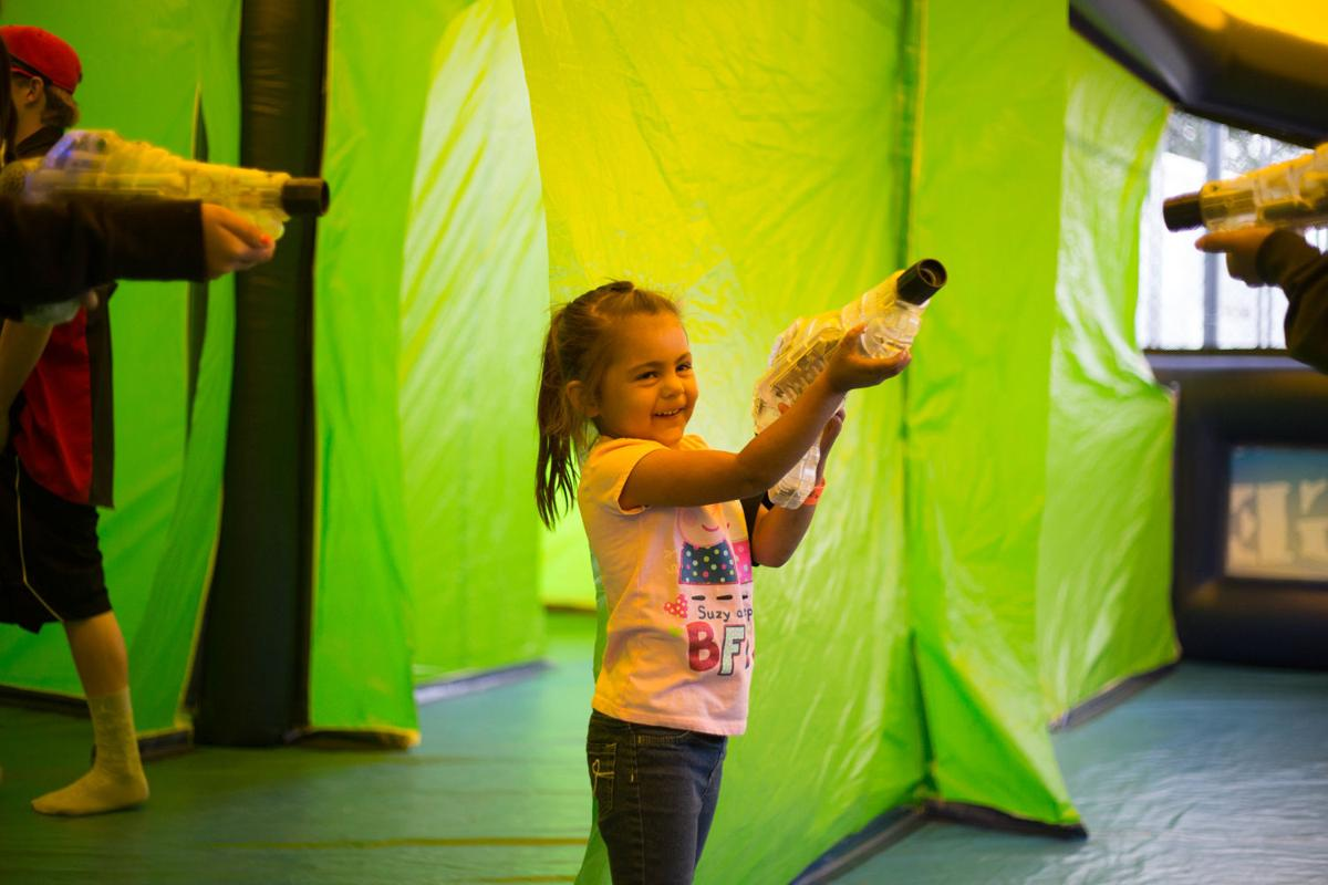 Shadow Ops Laser Tag
