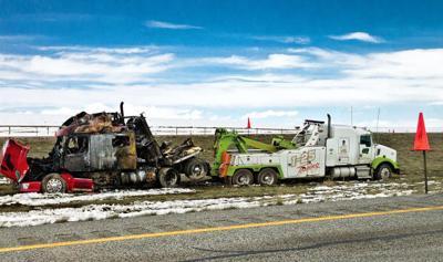 I-80 Crashes