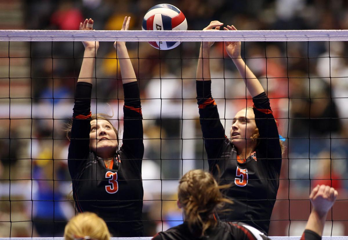 State Volleyball, Saturday
