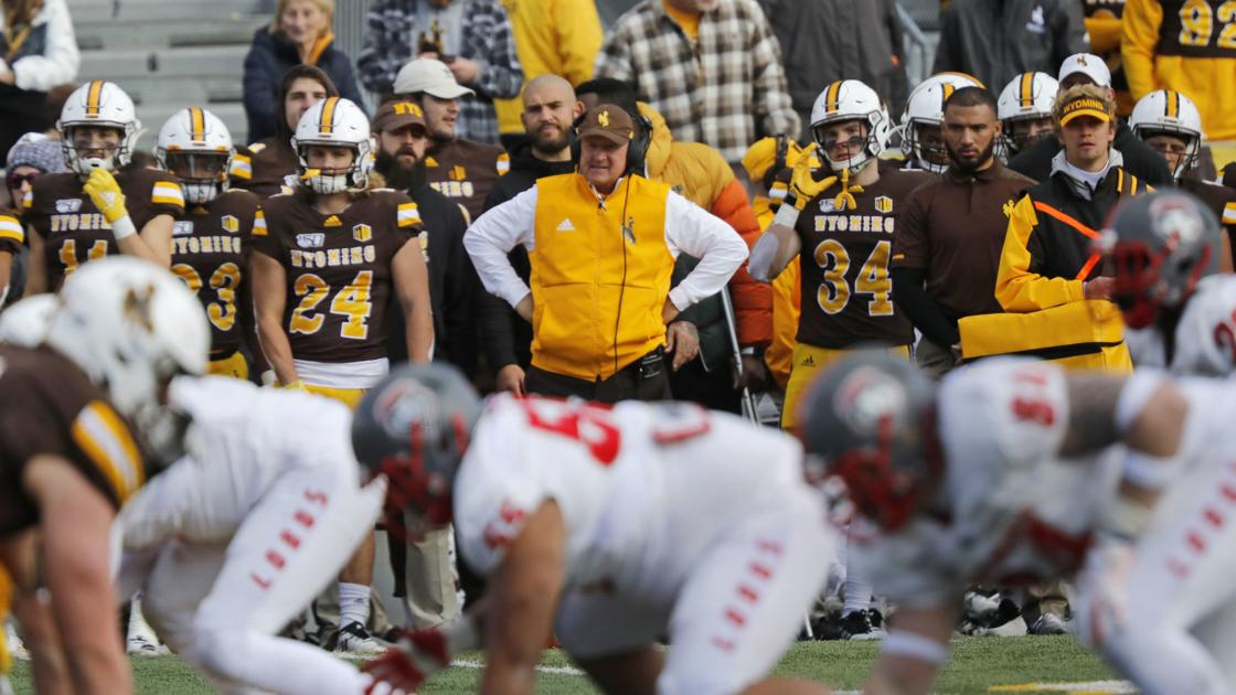 Wyoming announces 2020 football schedule