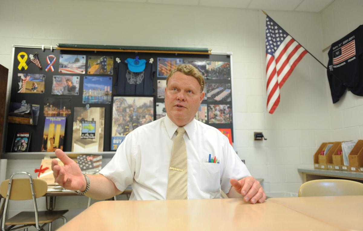 Shanksville teacher talks 9/11