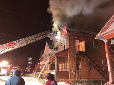 Wood Street fire