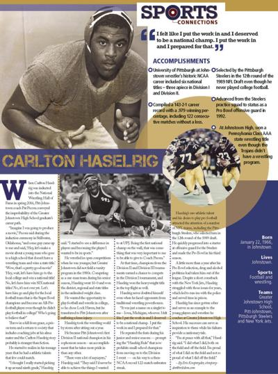 Carlton Haselrig