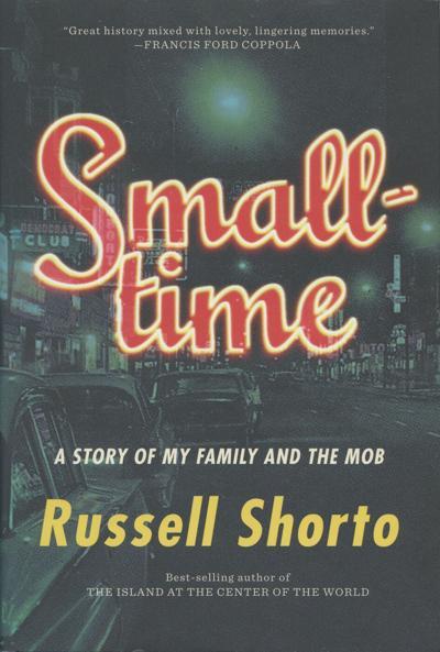 Smalltime book cover