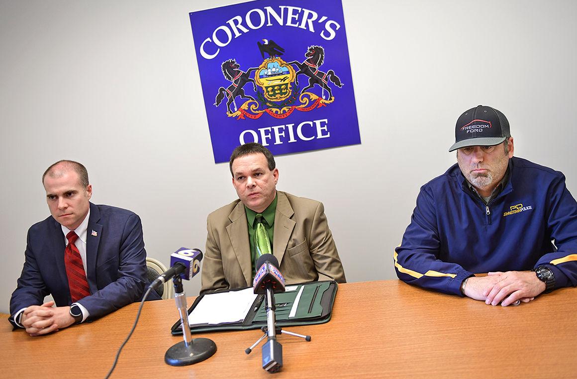 Coopersdale Homes homicide press conference