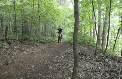 Que trail