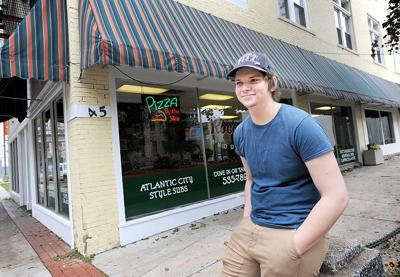 Young entrepreneur taking over downtown pizza and subs shop