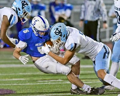 Central Valley vs. Bedford | Football | PIAA Class AAA Semifinal