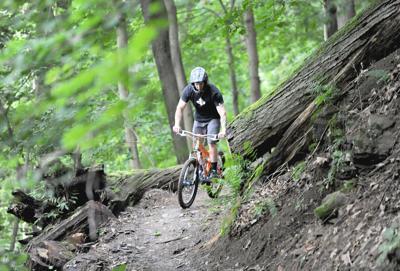 Mike Cook bike trail