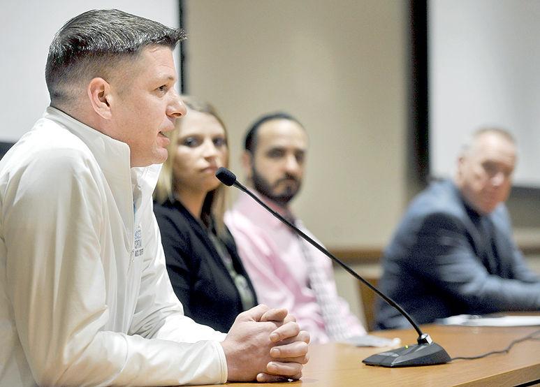 UPJ opioid panel