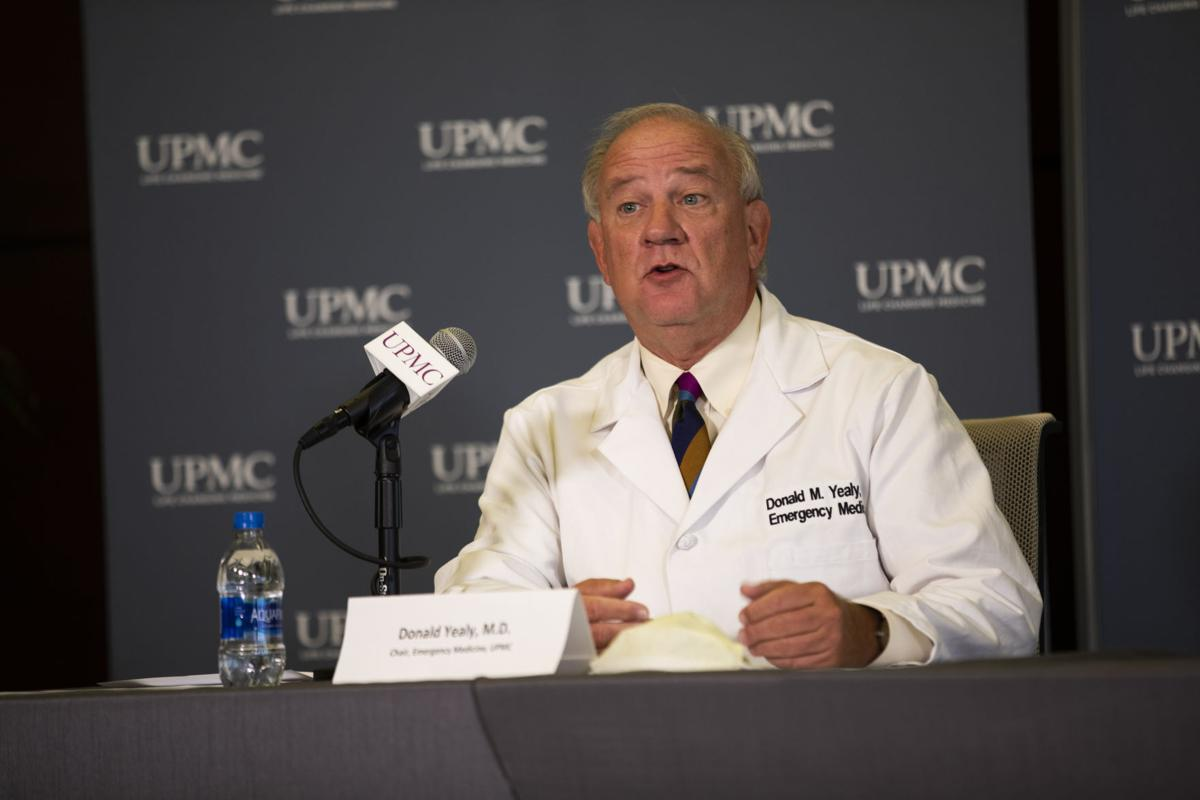 Dr. Donald Yealy UPMC