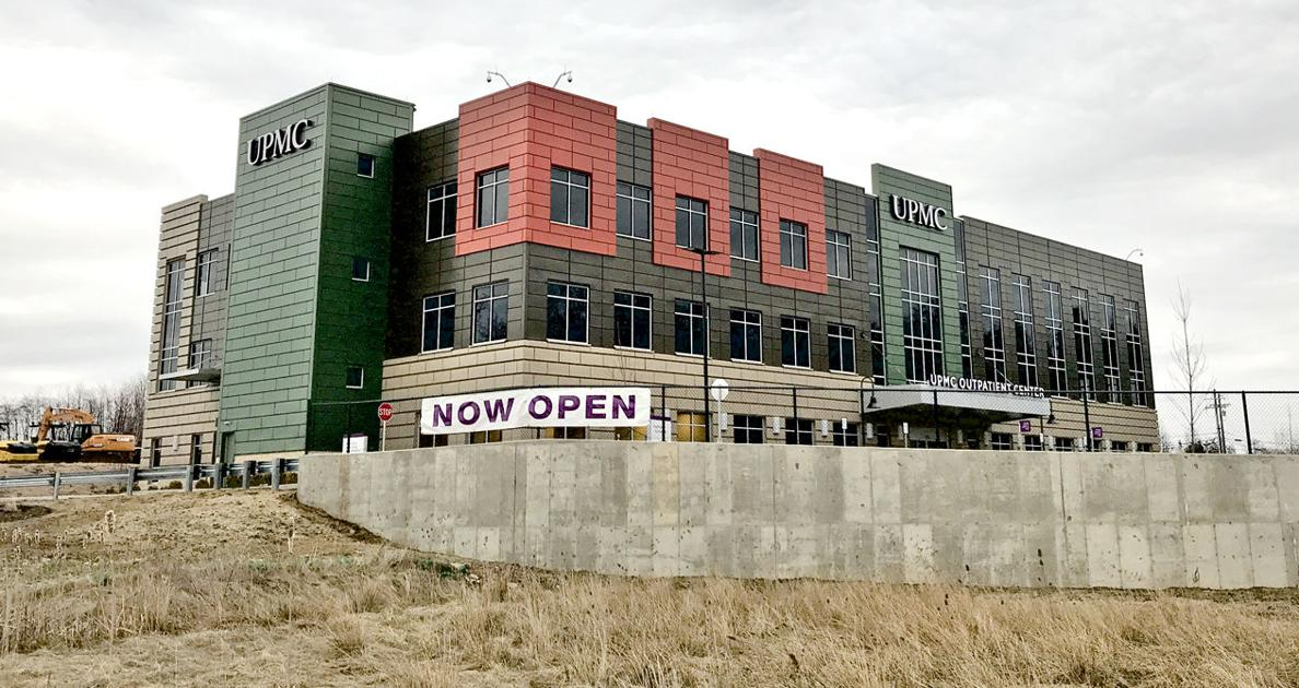 Cambria Township UPMC outpatient center now open for some