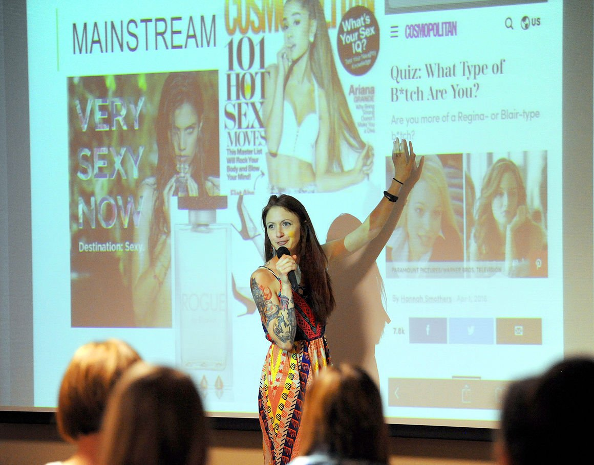 clara barton forum helps young women understand who they are | news