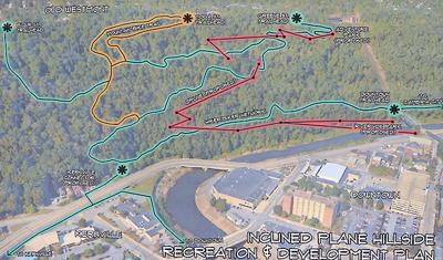 Riverfront park planned for downtown Johnstown