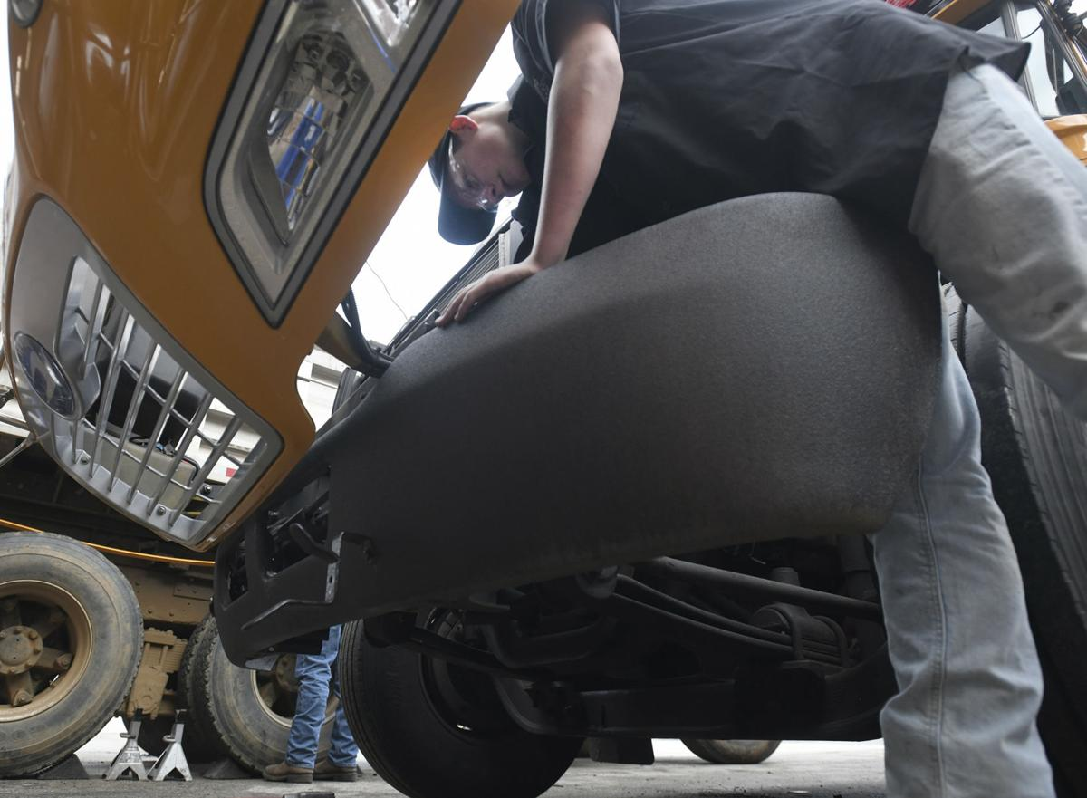 Removing Bumper