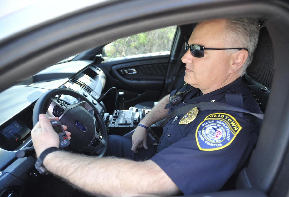 On The Radar: Geistown Chief of police Nick Zakucia