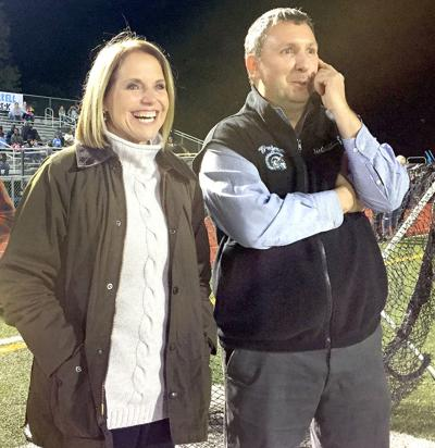 Katie Couric visit to Johnstown